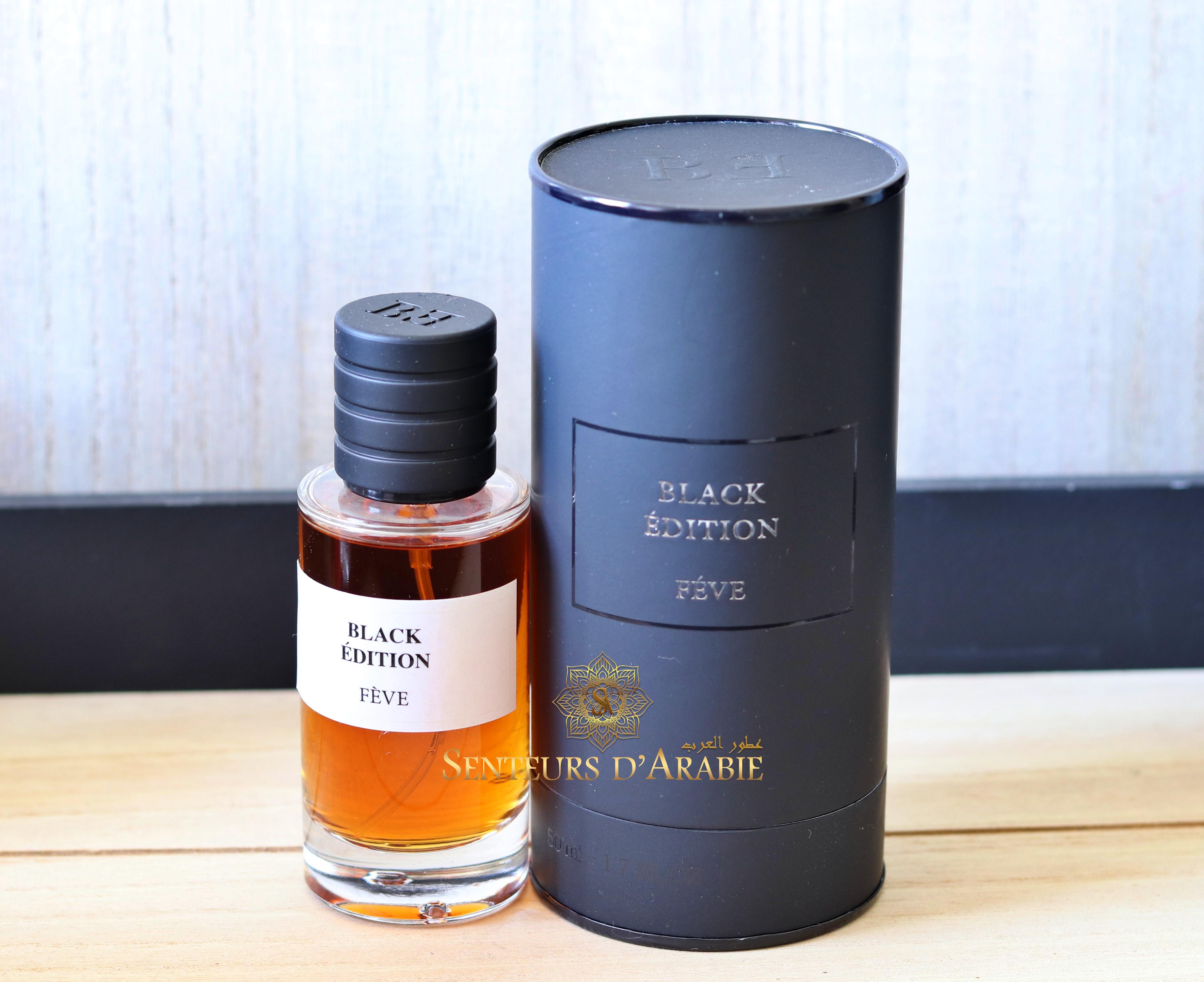Black Parfum Parfum Fève Homme Édition wOkn0PN8X